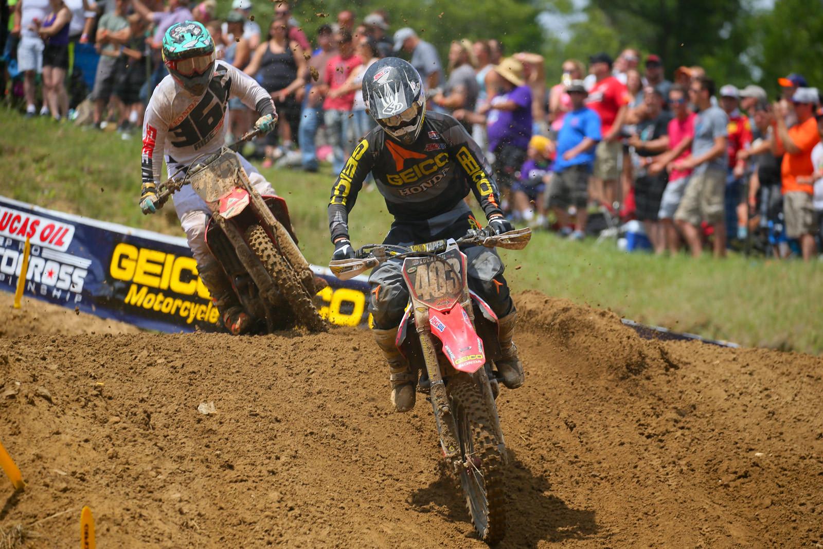 Tristan Charboneau - Vital MX Pit Bits: Spring Creek - Motocross Pictures - Vital MX