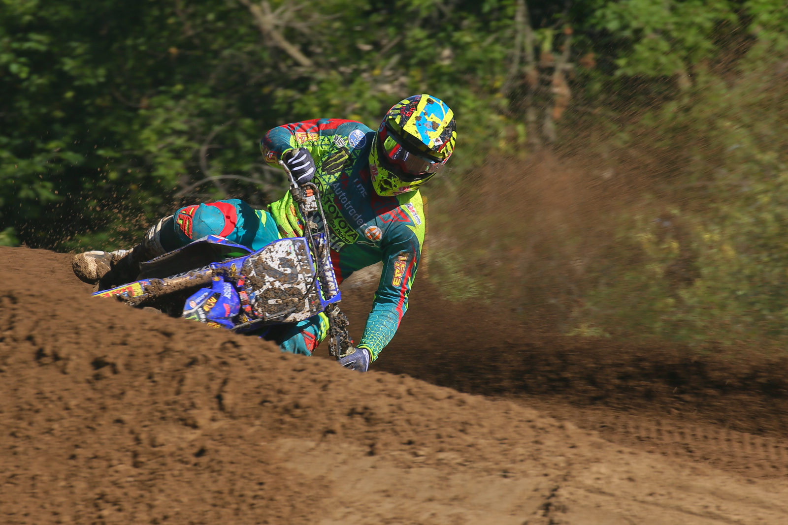Weston Peick - Vital MX Pit Bits: Spring Creek - Motocross Pictures - Vital MX