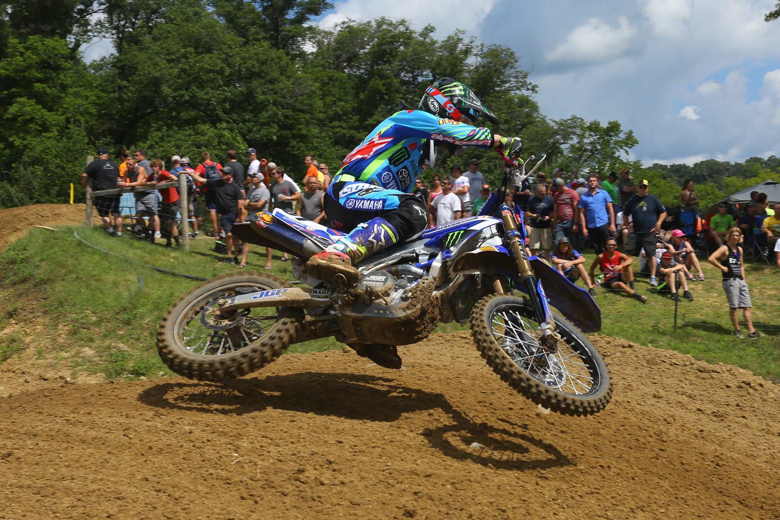 Justin Barcia - Vital MX Pit Bits: Spring Creek - Motocross Pictures - Vital MX