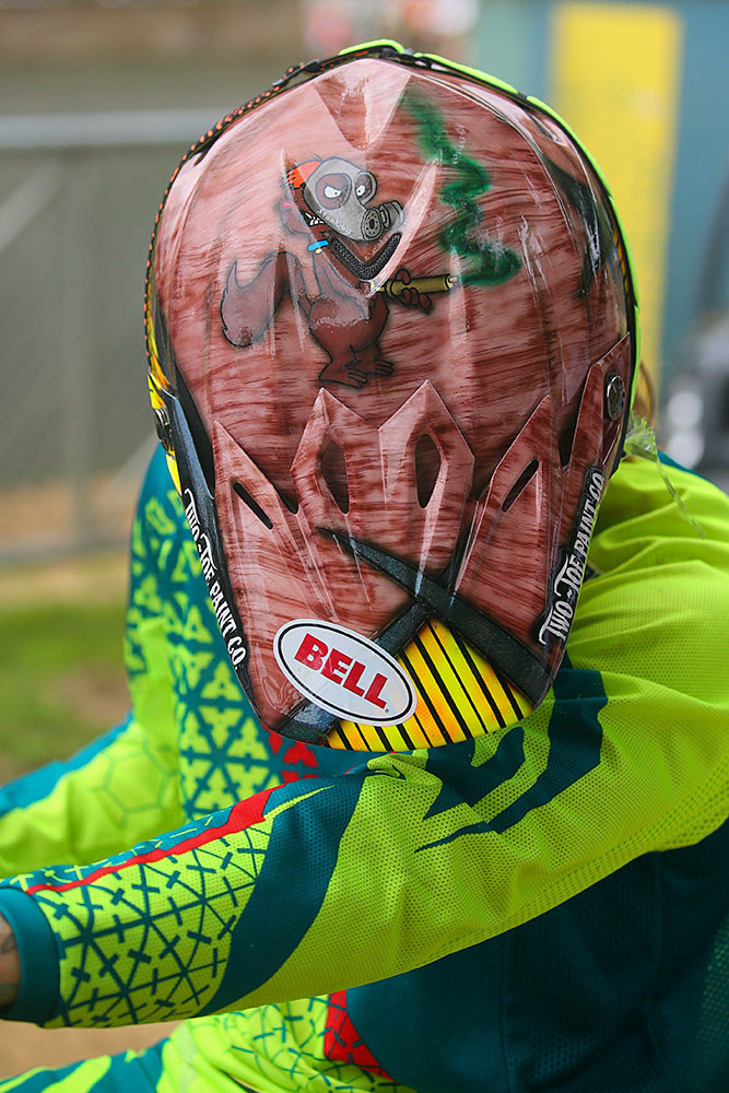 Gared Steinke - Vital MX Pit Bits: Spring Creek - Motocross Pictures - Vital MX