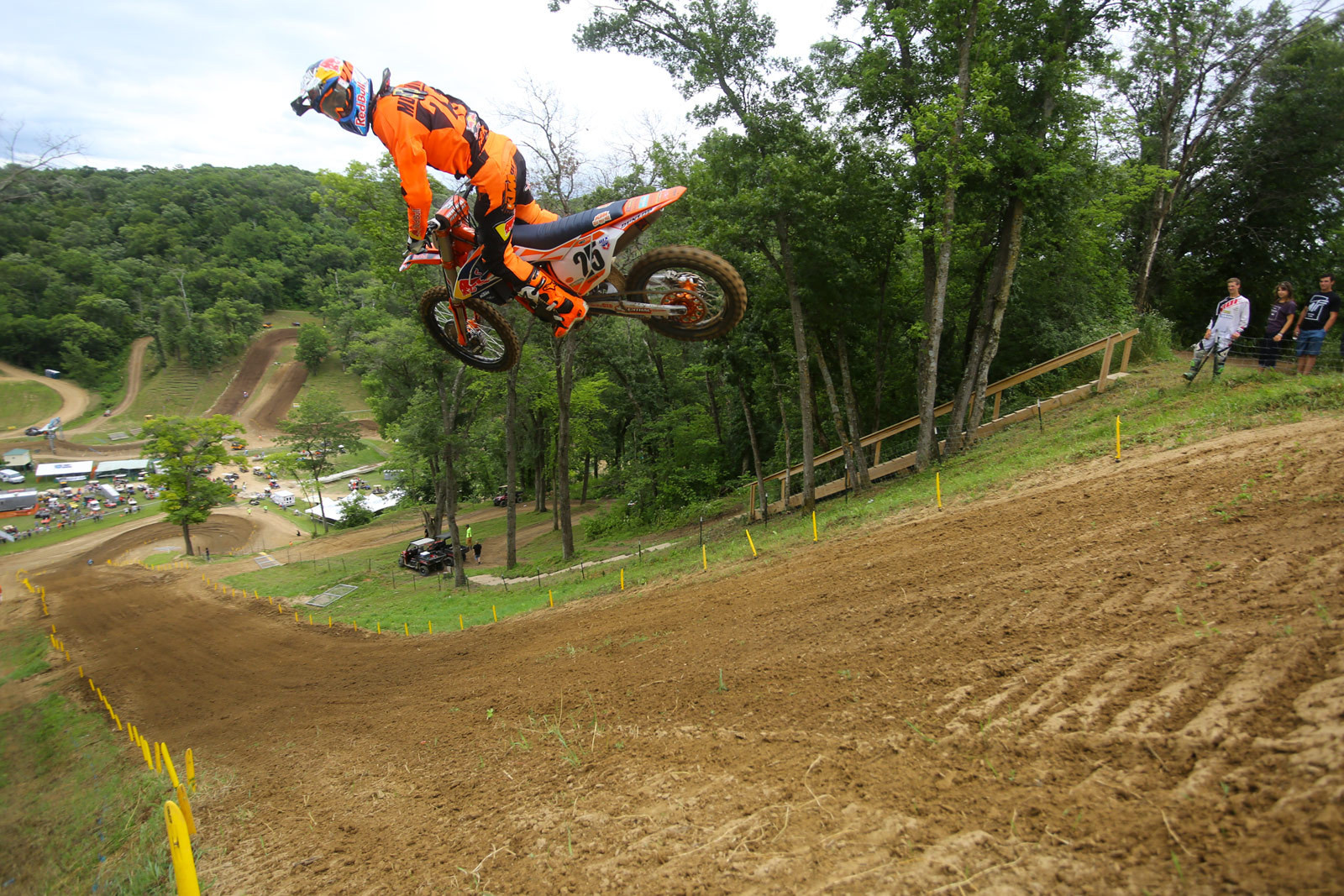Marvin Musquin - Vital MX Pit Bits: Spring Creek - Motocross Pictures - Vital MX