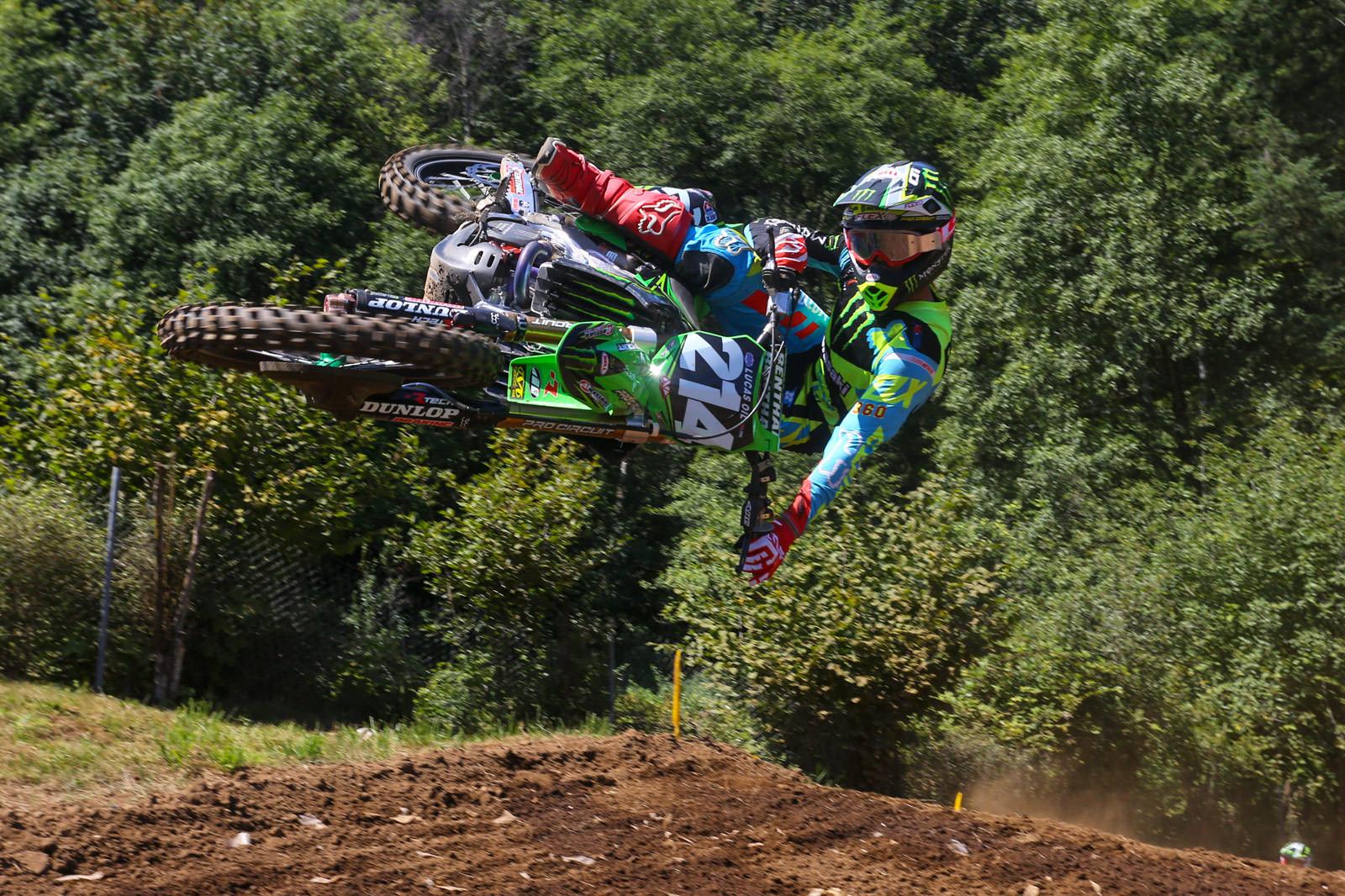 Austin Forkner - Vital MX Pit Bits: Washougal - Motocross Pictures - Vital MX