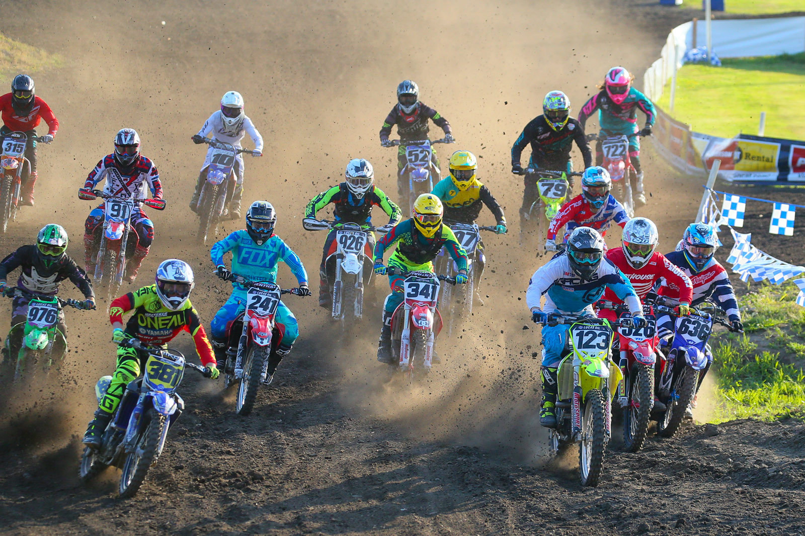 Heat 1 - Vital MX Pit Bits: Washougal - Motocross Pictures - Vital MX