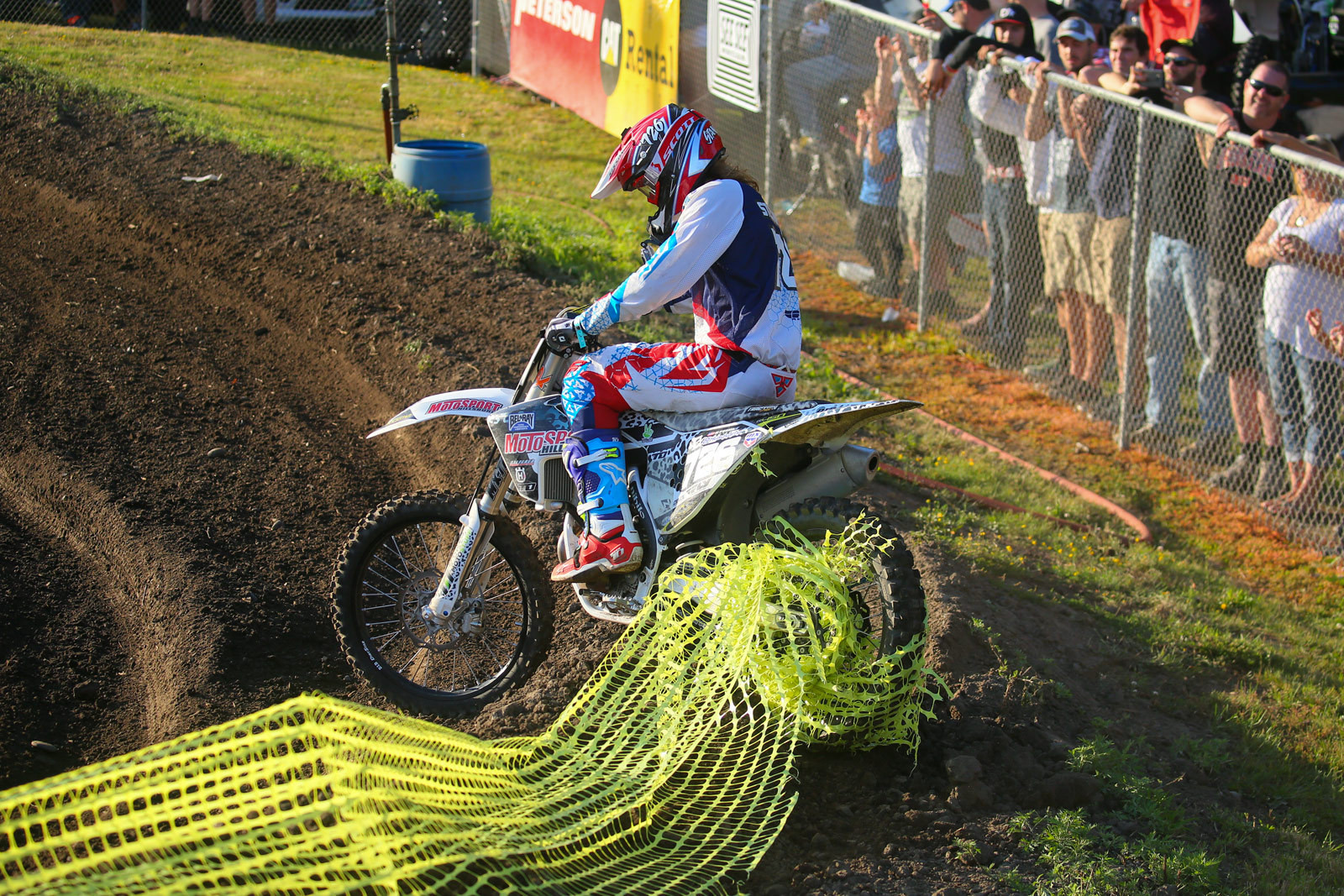 Gared Steinke - Vital MX Pit Bits: Washougal - Motocross Pictures - Vital MX