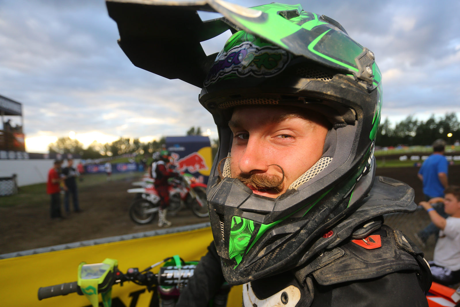 Josh Greco - Vital MX Pit Bits: Washougal - Motocross Pictures - Vital MX
