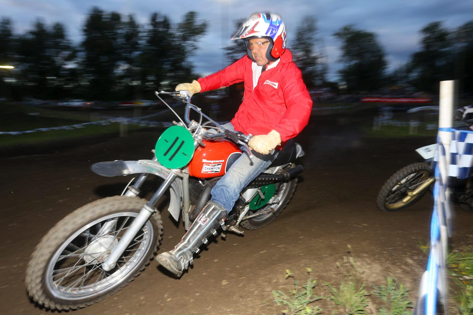 Old school - Vital MX Pit Bits: Washougal - Motocross Pictures - Vital MX