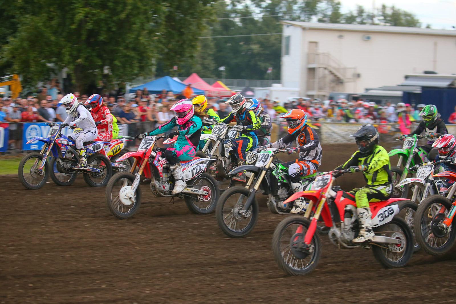 LCQ - Vital MX Pit Bits: Washougal - Motocross Pictures - Vital MX