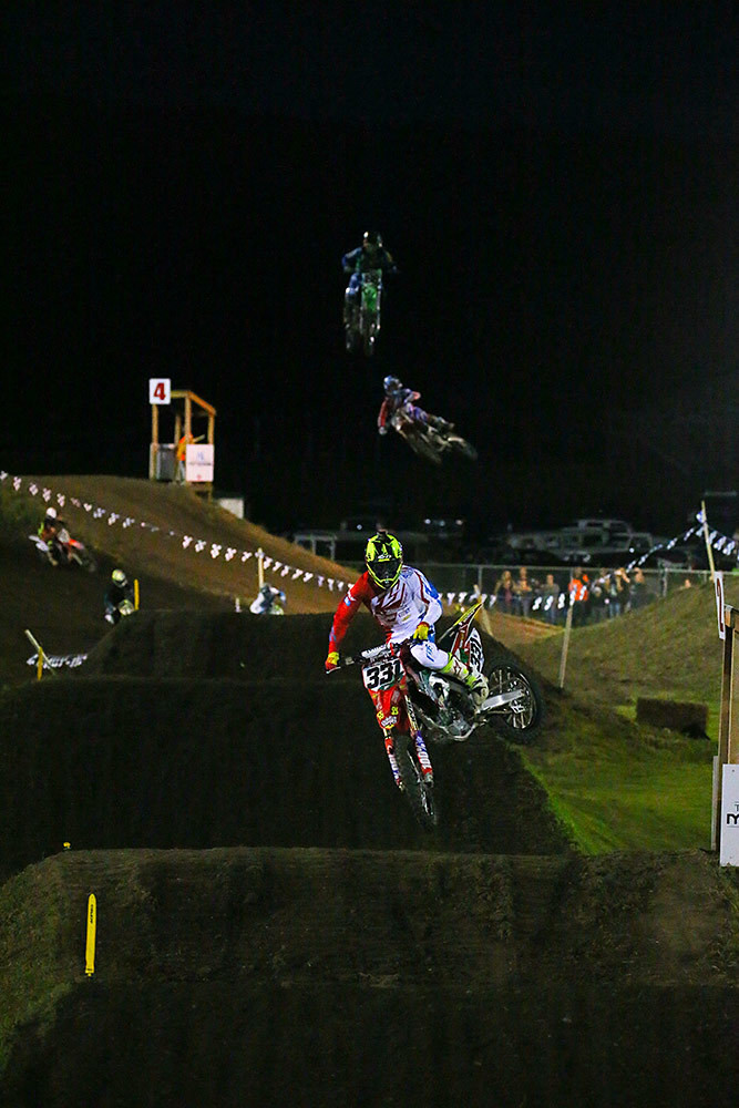 Tommy Weeck - Vital MX Pit Bits: Washougal - Motocross Pictures - Vital MX