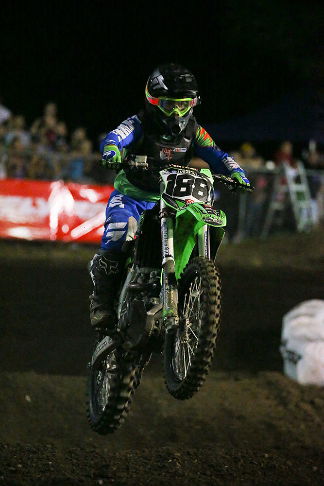 Dillan Epstein - Vital MX Pit Bits: Washougal - Motocross Pictures - Vital MX