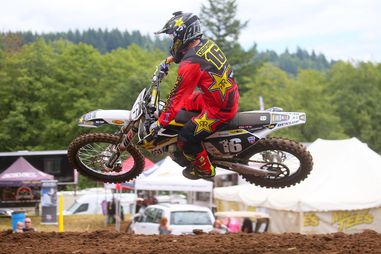 Zach Osborne - Vital MX Pit Bits: Washougal - Motocross Pictures - Vital MX