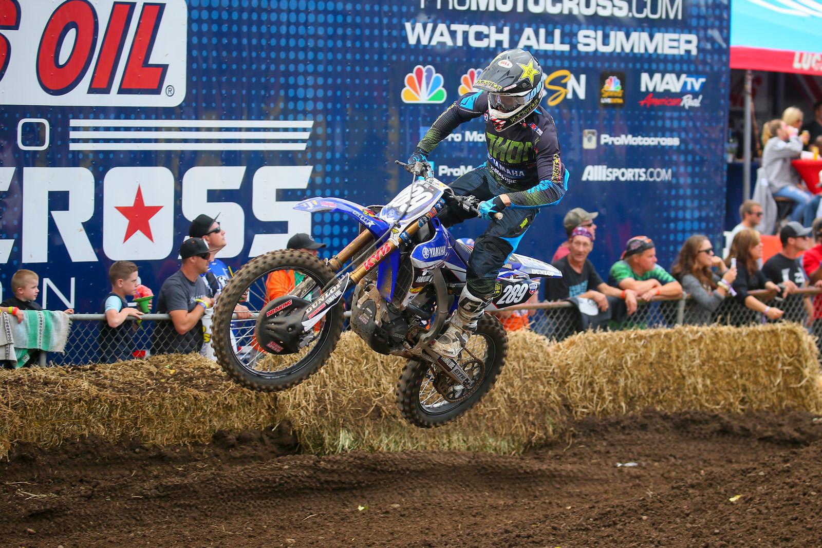Mitchell Harrison - Vital MX Pit Bits: Washougal - Motocross Pictures - Vital MX