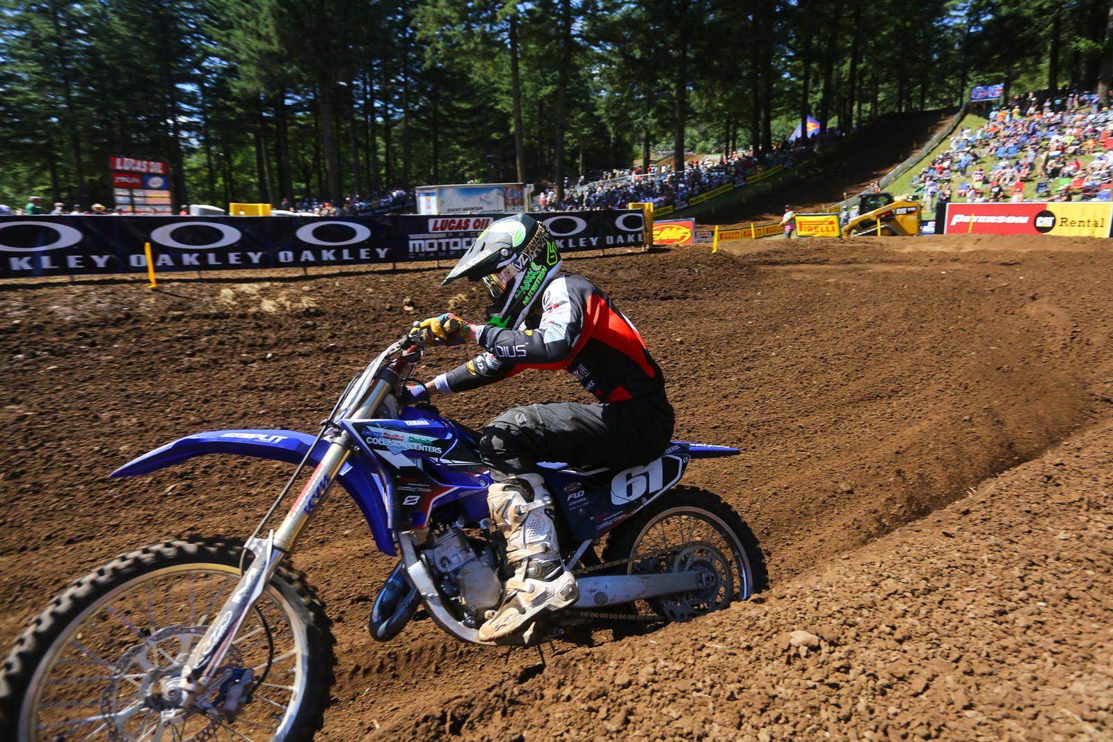 Tyler Villopoto - Vital MX Pit Bits: Washougal - Motocross Pictures - Vital MX