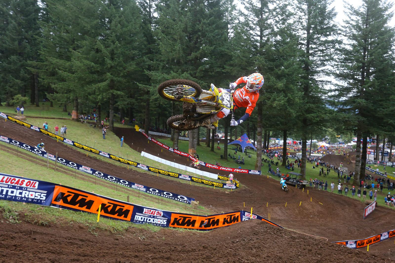 Jimmy Albertson - Vital MX Pit Bits: Washougal - Motocross Pictures - Vital MX