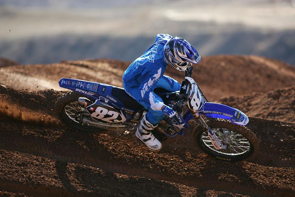 Jake Moss - 2008 Star Racing Yamaha Team - Motocross Pictures - Vital MX
