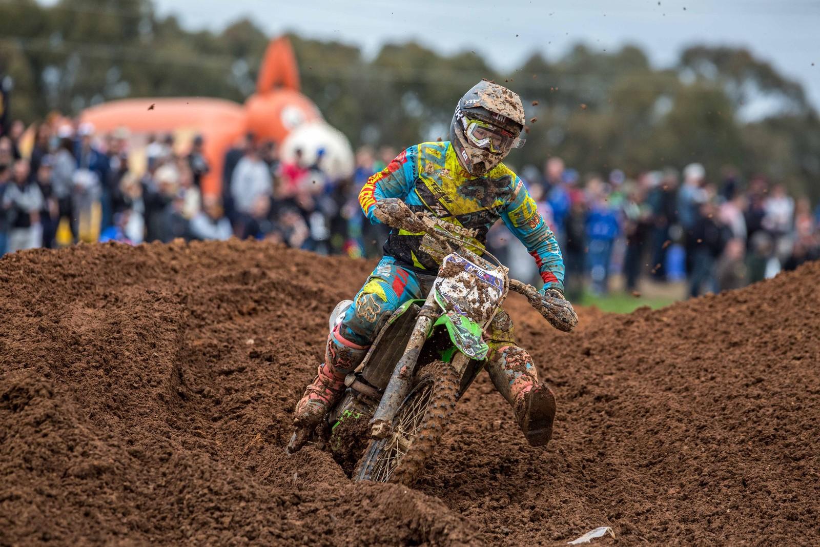 Meg Rutledge - Australian Motul MX Championships: Round 8, Shepparton - Motocross Pictures - Vital MX