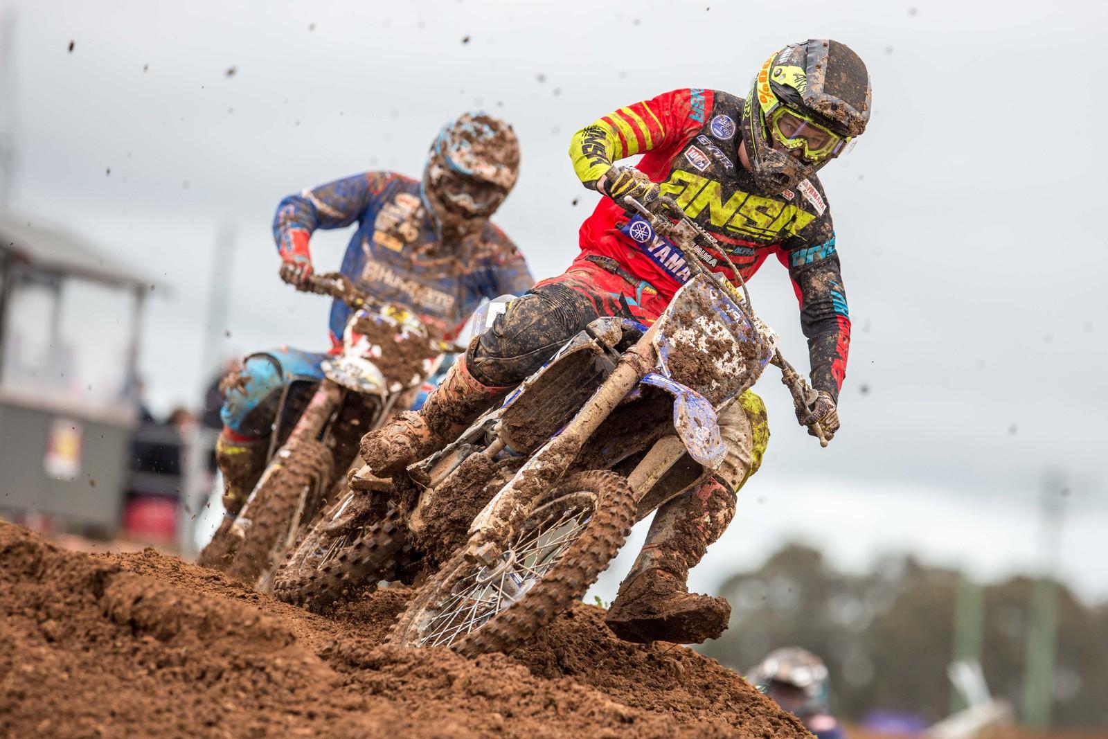 Wilson Todd - Australian Motul MX Championships: Round 8, Shepparton - Motocross Pictures - Vital MX