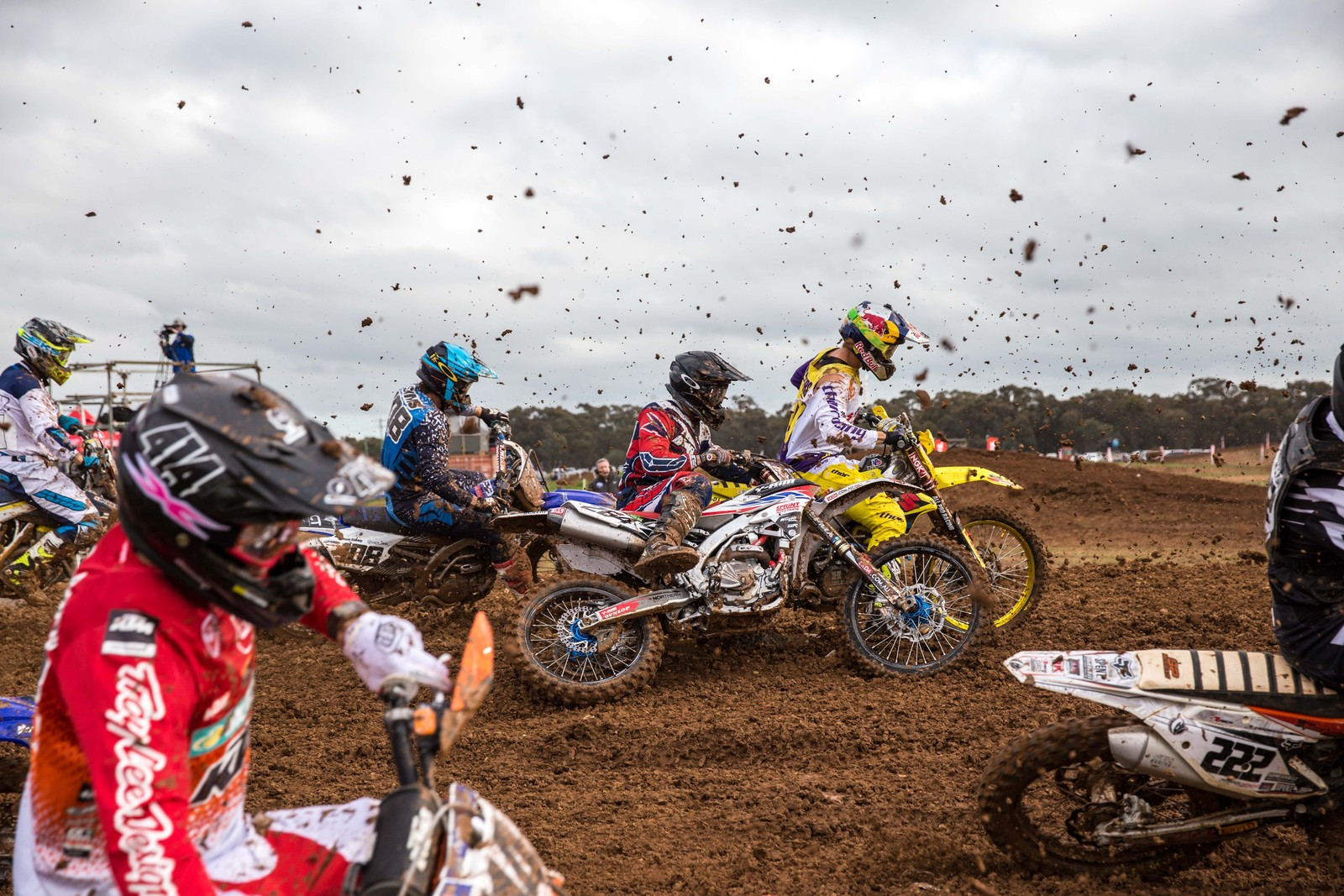 Todd Waters - Australian Motul MX Championships: Round 8, Shepparton - Motocross Pictures - Vital MX