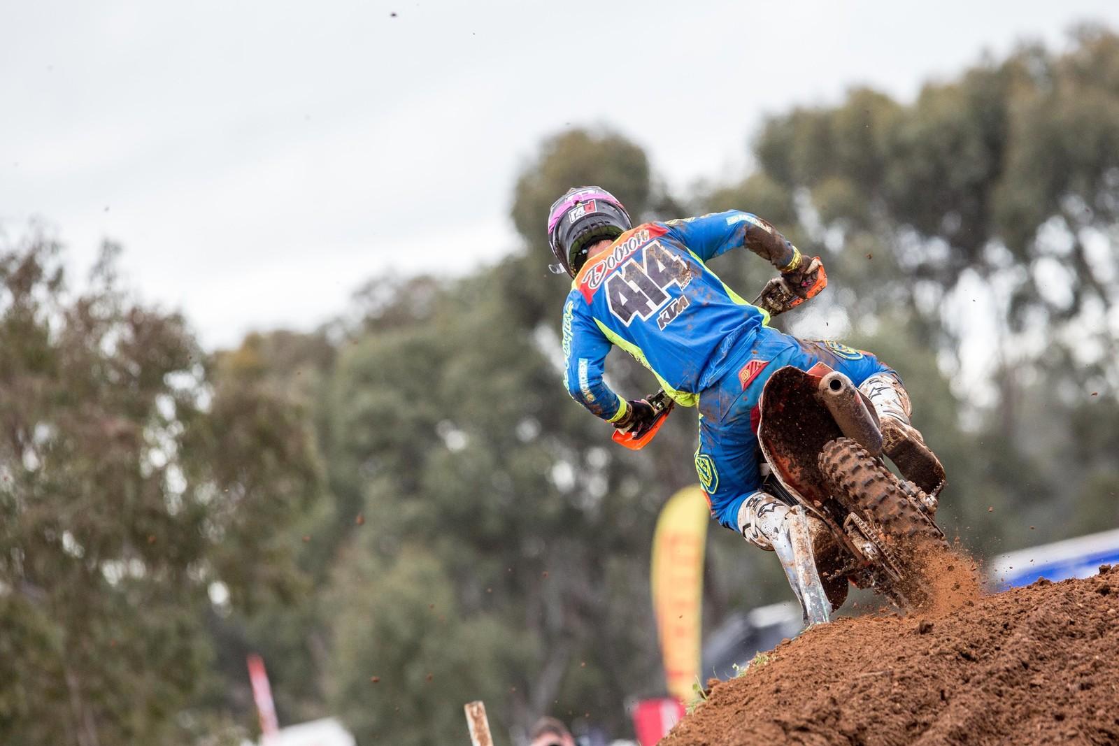 Jesse Dobson - Australian Motul MX Championships: Round 8, Shepparton - Motocross Pictures - Vital MX