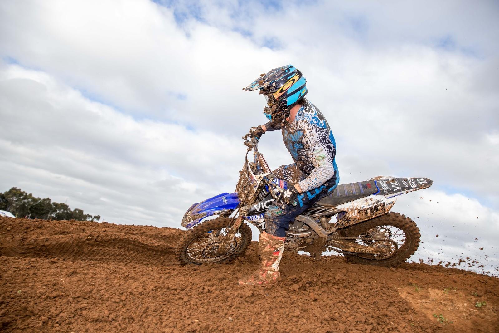Brodie Sims - Australian Motul MX Championships: Round 8, Shepparton - Motocross Pictures - Vital MX