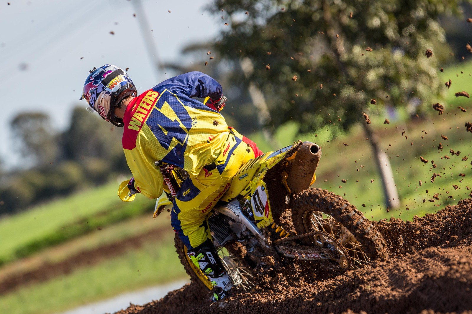 Todd Waters - Australian Motul MX Championships: Round 8, Shepparton - Motocross Pictures - Vital MX