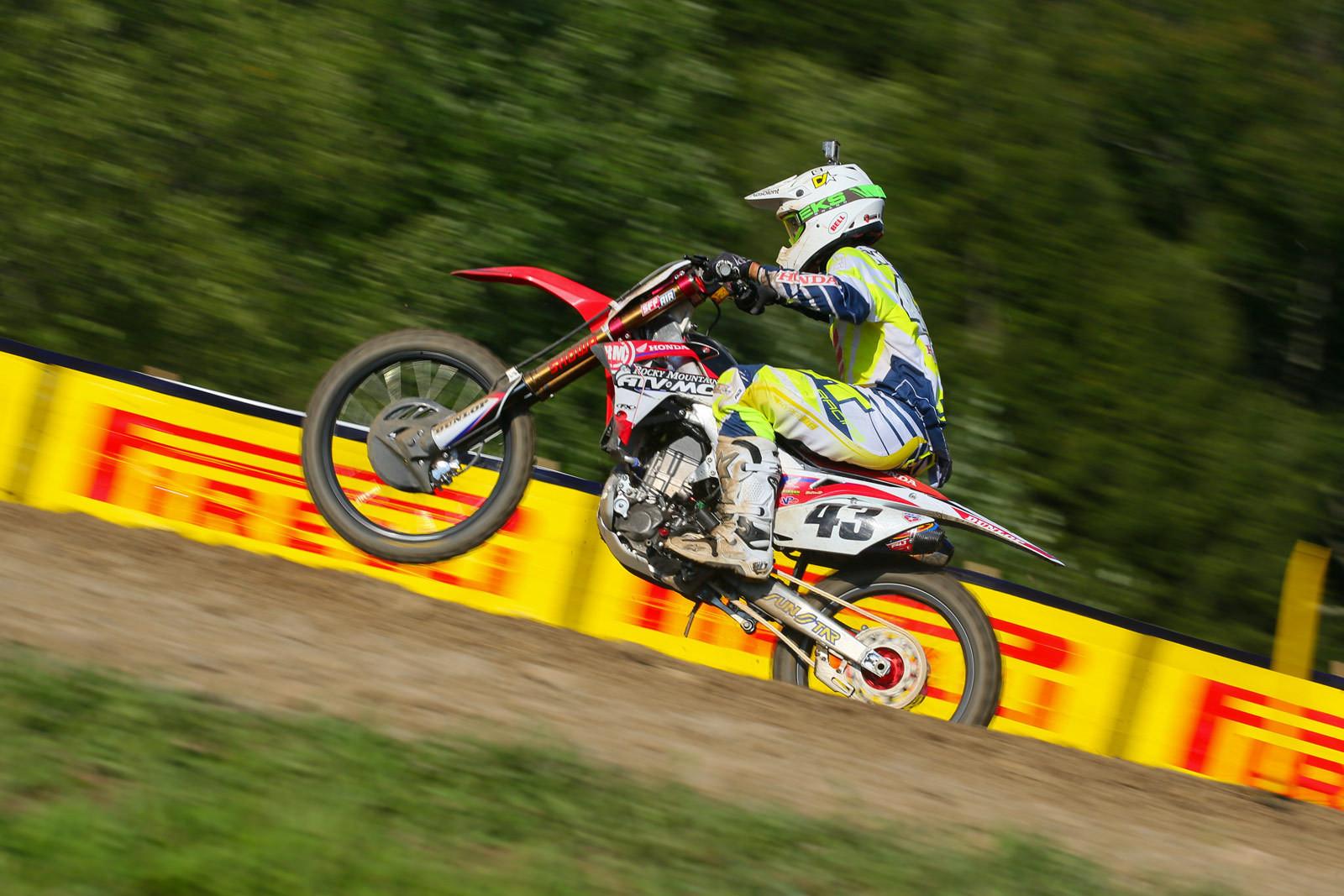 Fredrik Noren - Vital MX Pit Bits: Unadilla - Motocross Pictures - Vital MX