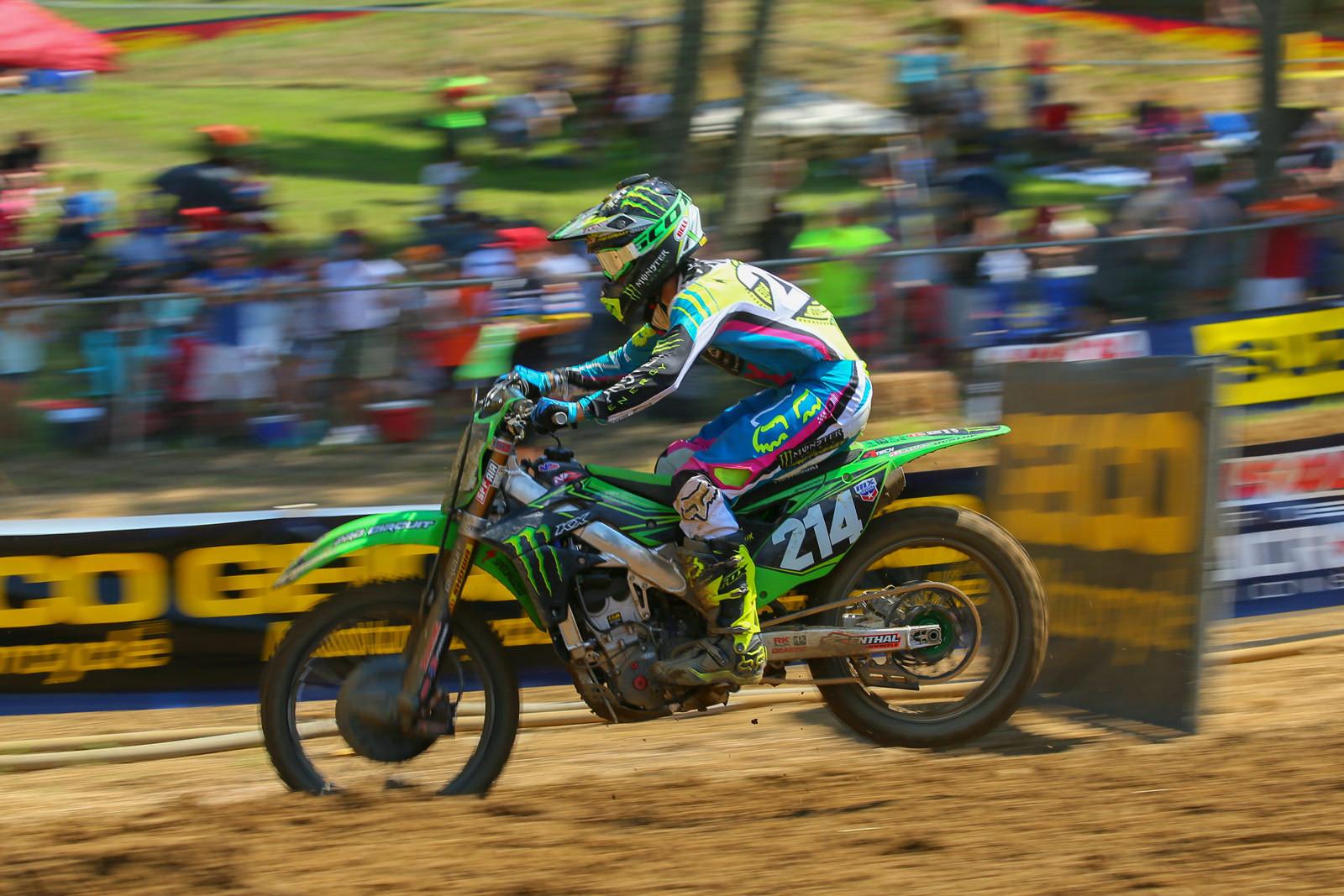 Austin Forkner - Photo Blast: Budds Creek - Motocross Pictures - Vital MX