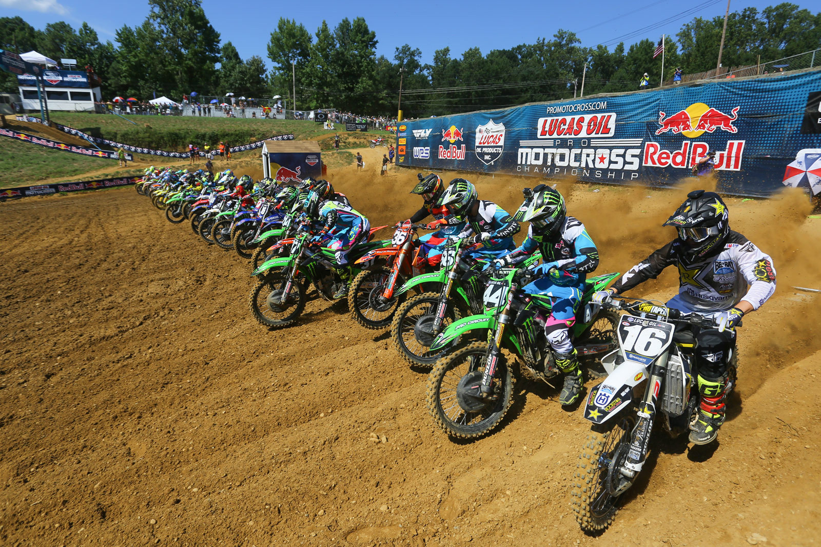 250 moto two start - Photo Blast: Budds Creek - Motocross Pictures - Vital MX