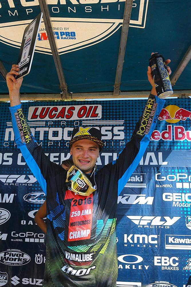 Cooper Webb - Photo Blast: Budds Creek - Motocross Pictures - Vital MX