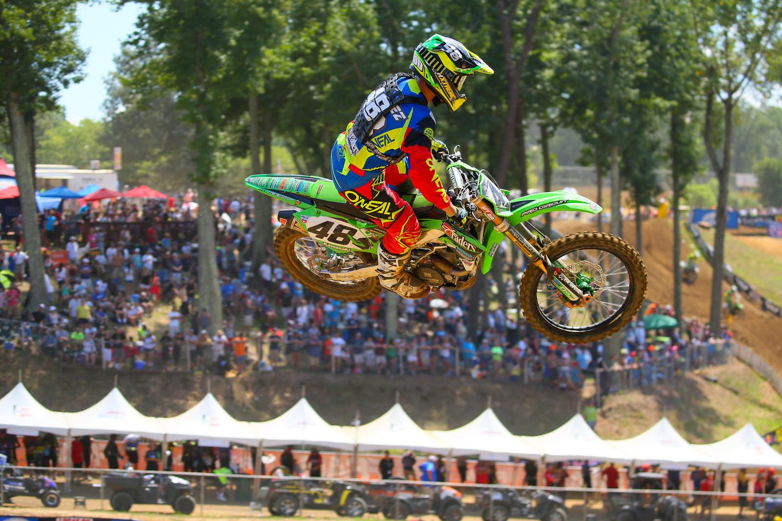 Anthony Rodriguez - Vital MX Pit Bits: Budds Creek - Motocross Pictures - Vital MX