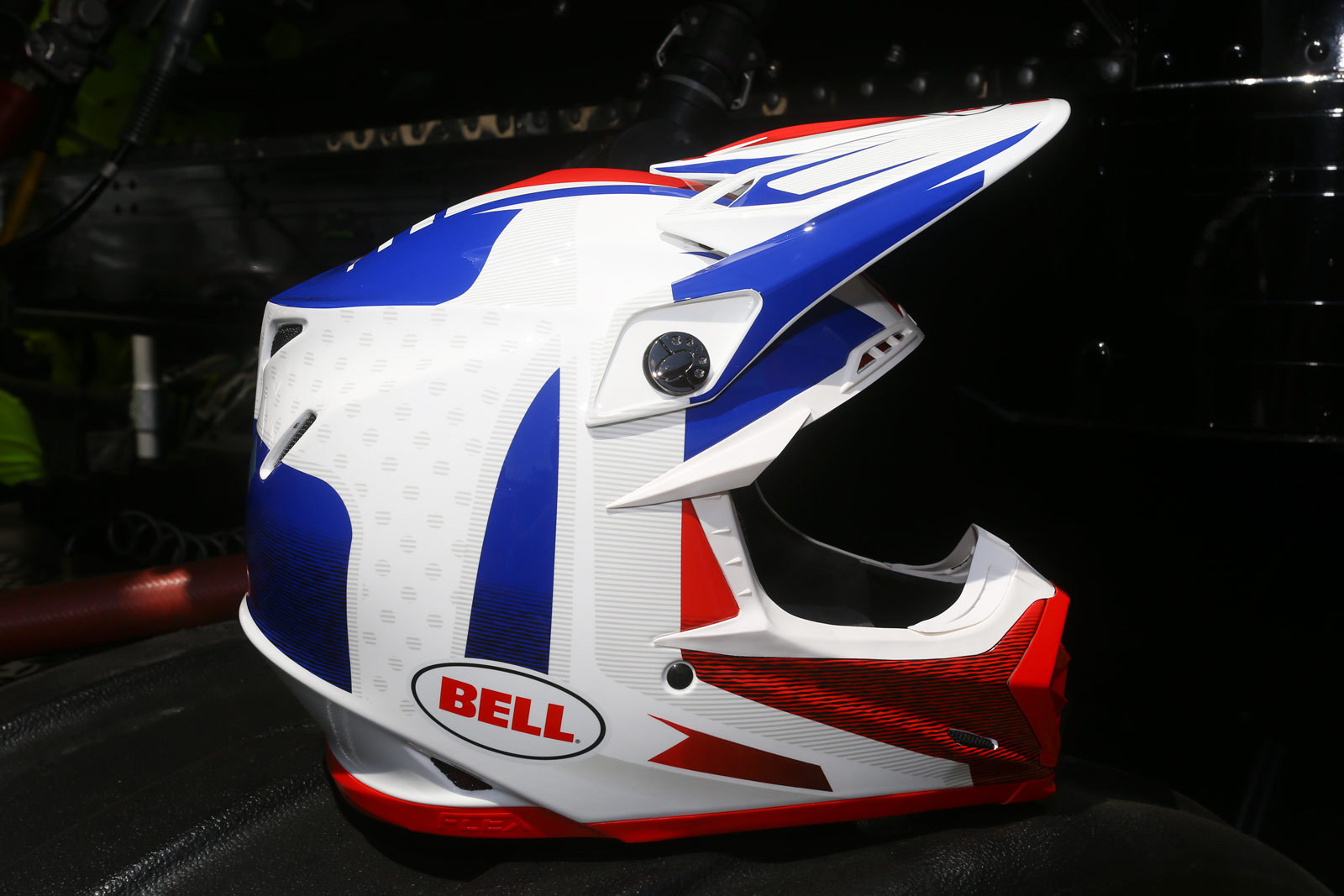 Bell Moto 9 - Vital MX Pit Bits: Budds Creek - Motocross Pictures - Vital MX