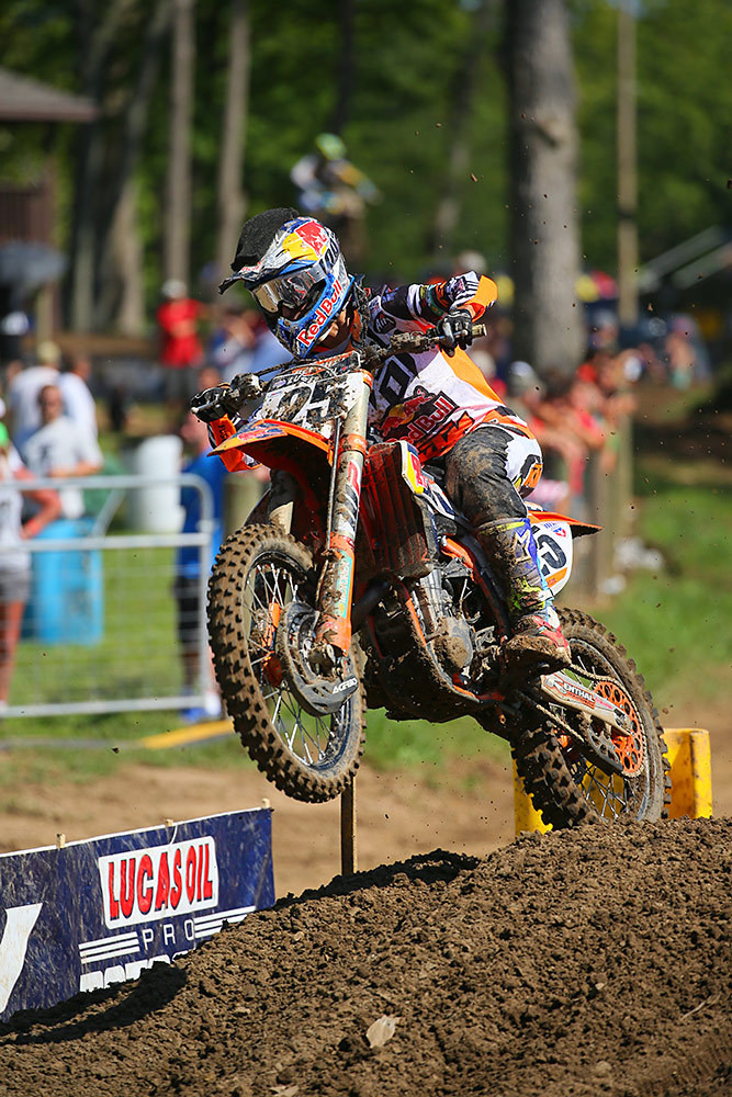 Marvin Musquin - Photo Blast: Ironman - Motocross Pictures - Vital MX