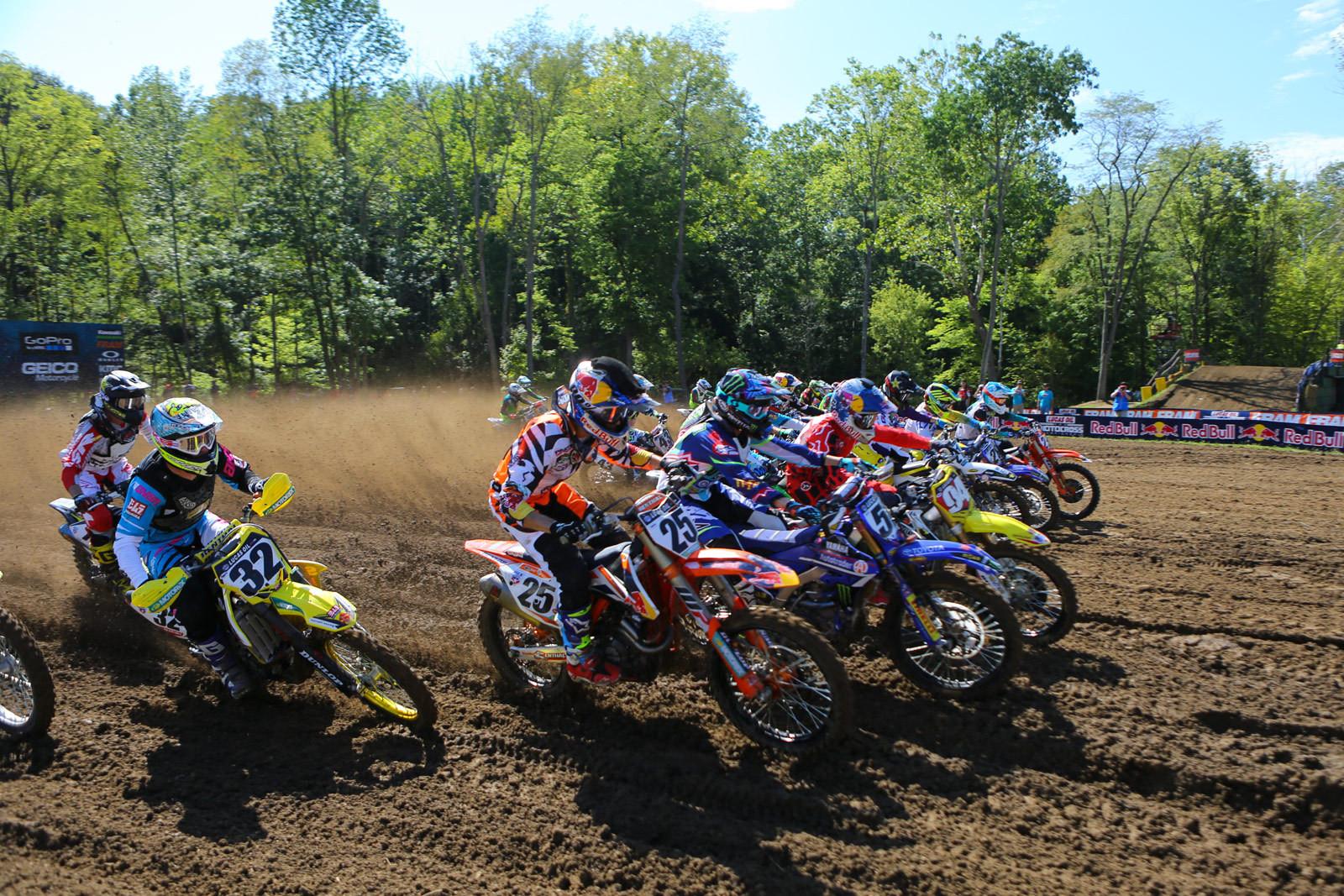 450 moto two start - Photo Blast: Ironman - Motocross Pictures - Vital MX