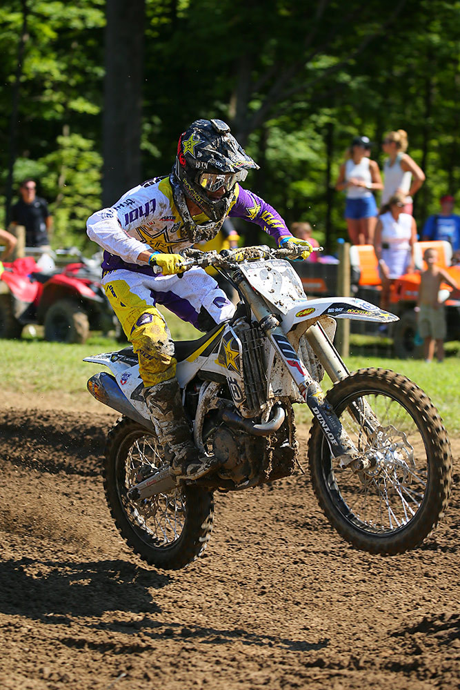 Jason Anderson - Photo Blast: Ironman - Motocross Pictures - Vital MX