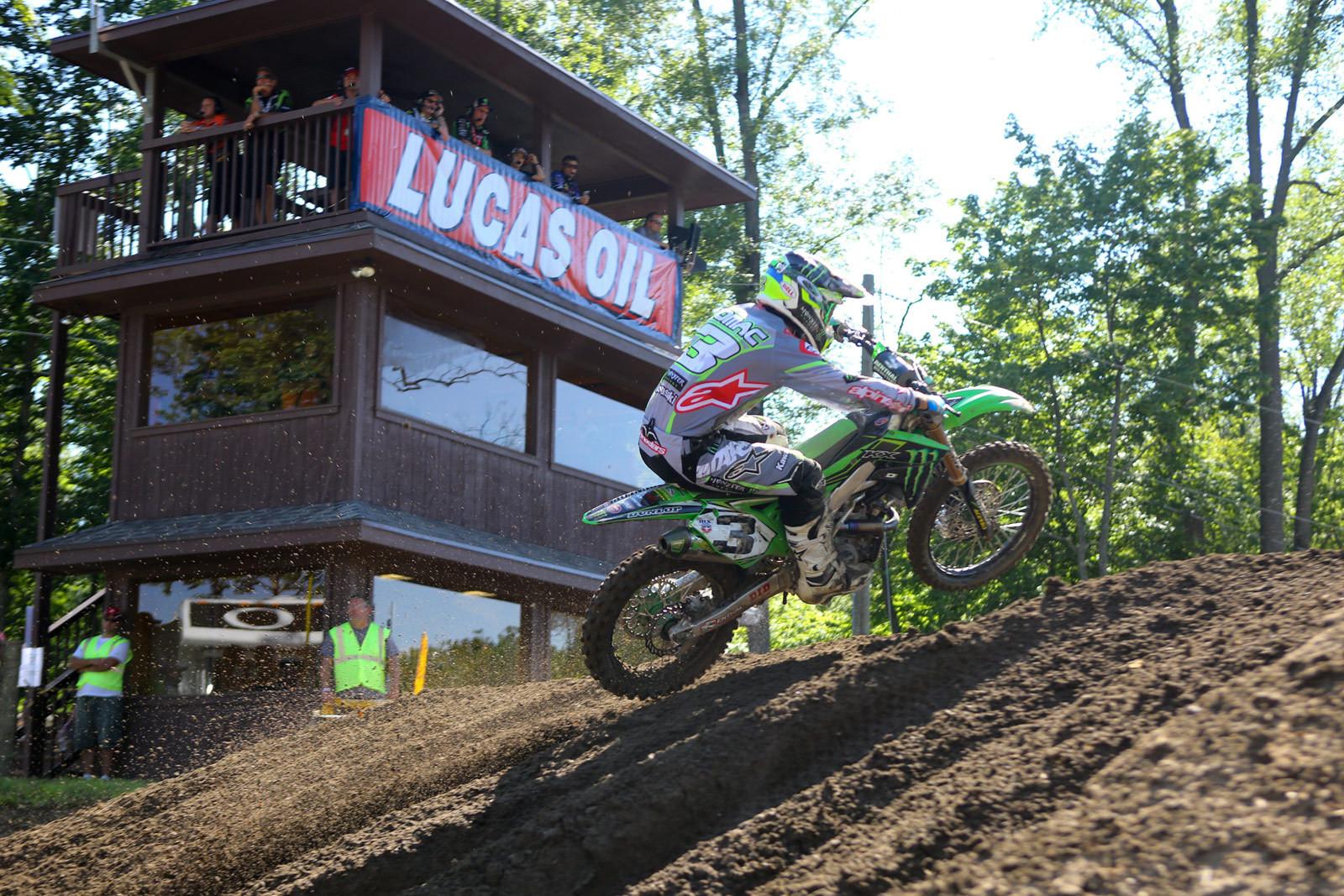 Eli Tomac - Photo Blast: Ironman - Motocross Pictures - Vital MX