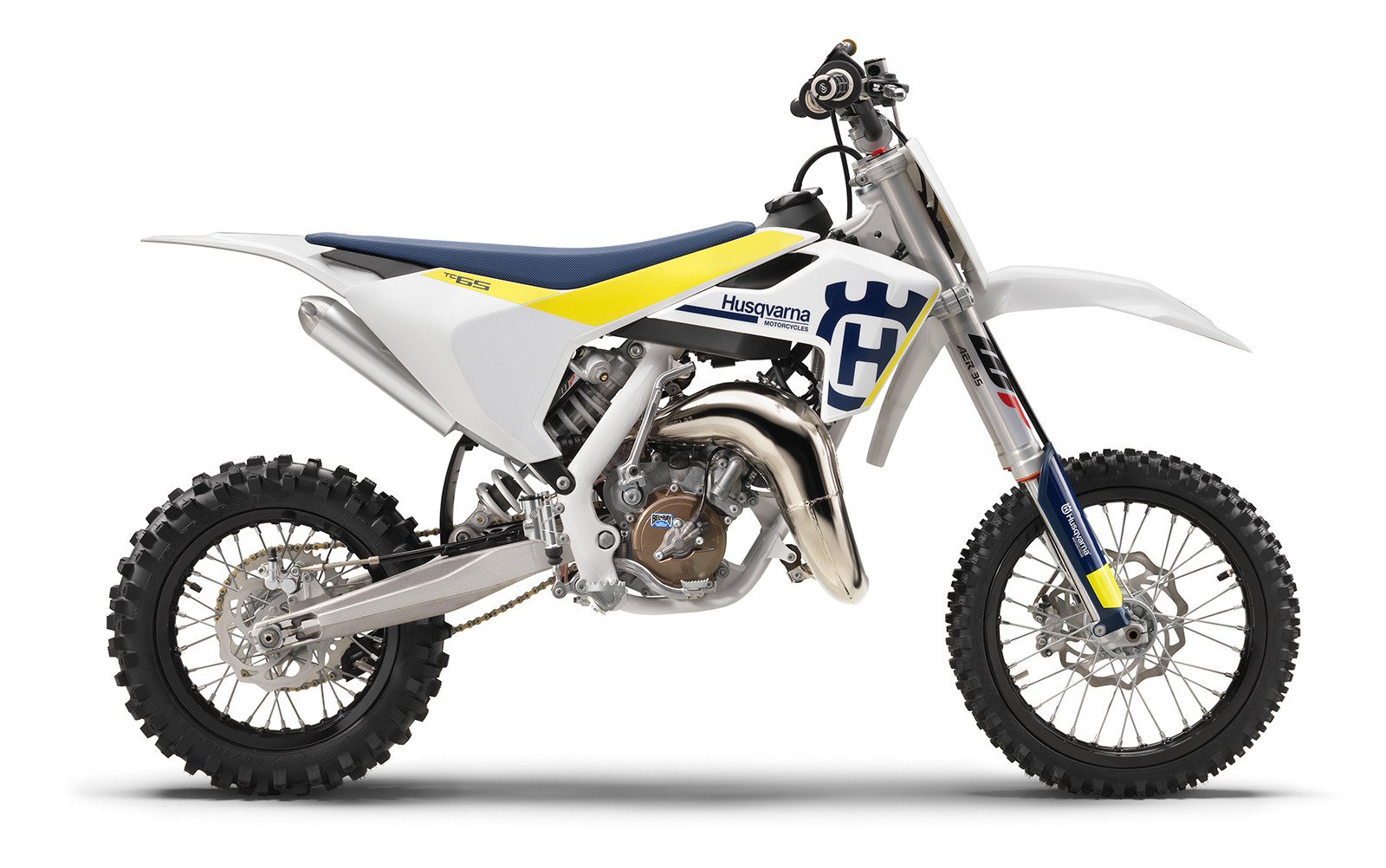 2017 Husqvarna TC 65 - First Look: 2017 Husqvarna TC 50 & TC 65 Minicycles - Motocross Pictures - Vital MX