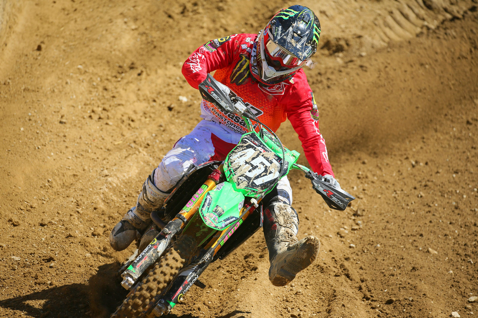 Darian Sanayei - Photo Blast: MXGP of the USA - Motocross Pictures - Vital MX