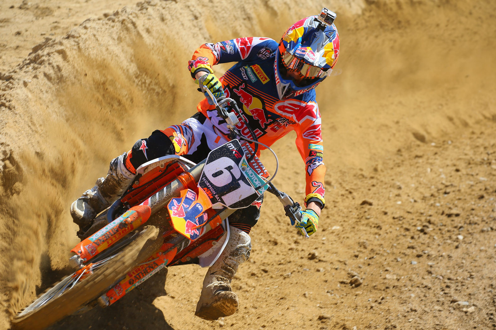 Photo Blast from the MXGP of USA, and Jorge Prado - Photo Blast: MXGP of the USA - Motocross Pictures - Vital MX