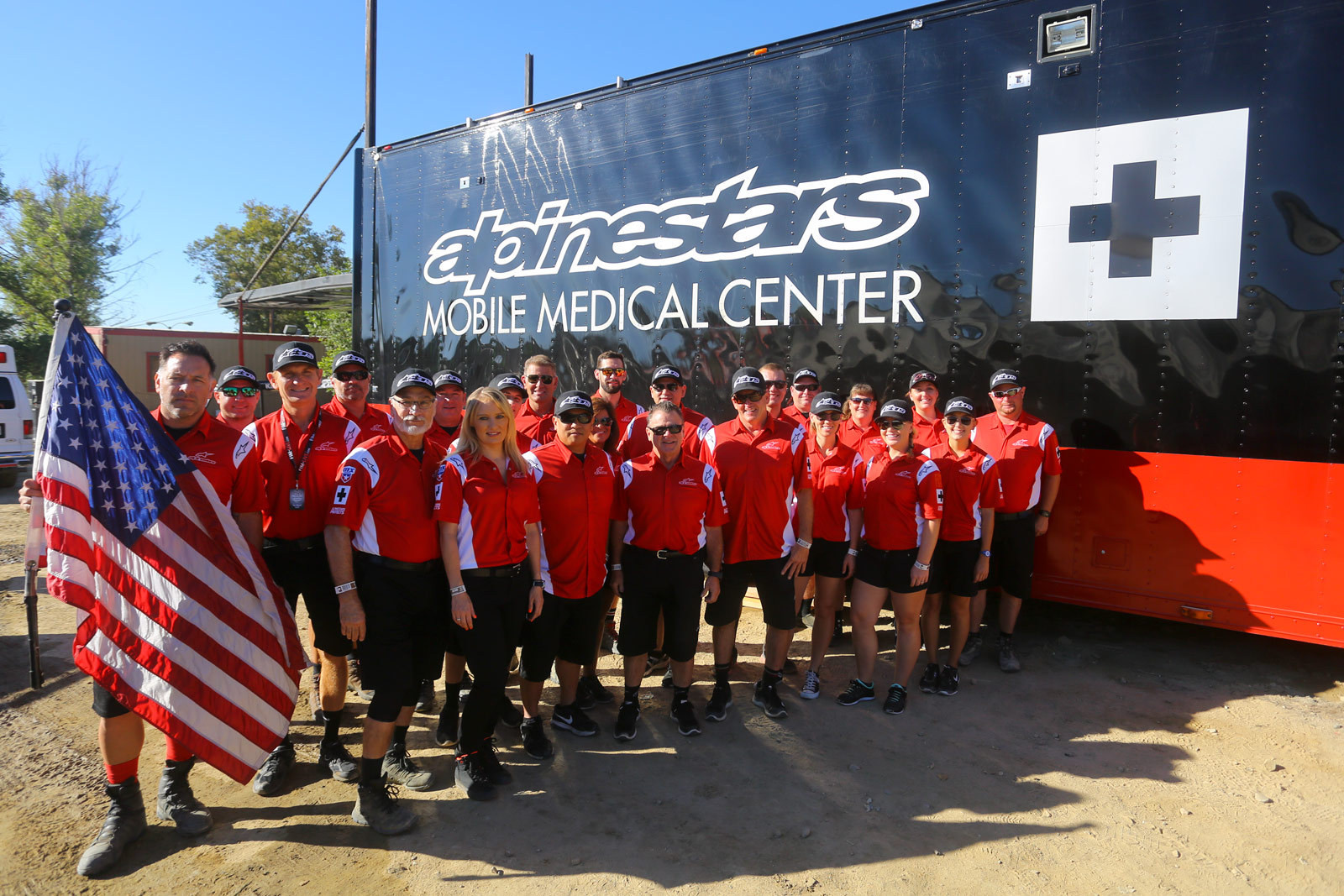 Alpinestars Mobile Medical - Photo Blast: MXGP of the USA - Motocross Pictures - Vital MX