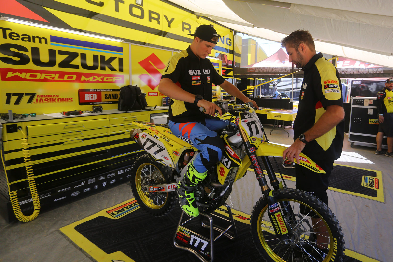 Arminas Jasikonis - Photo Blast: MXGP of the USA - Motocross Pictures - Vital MX