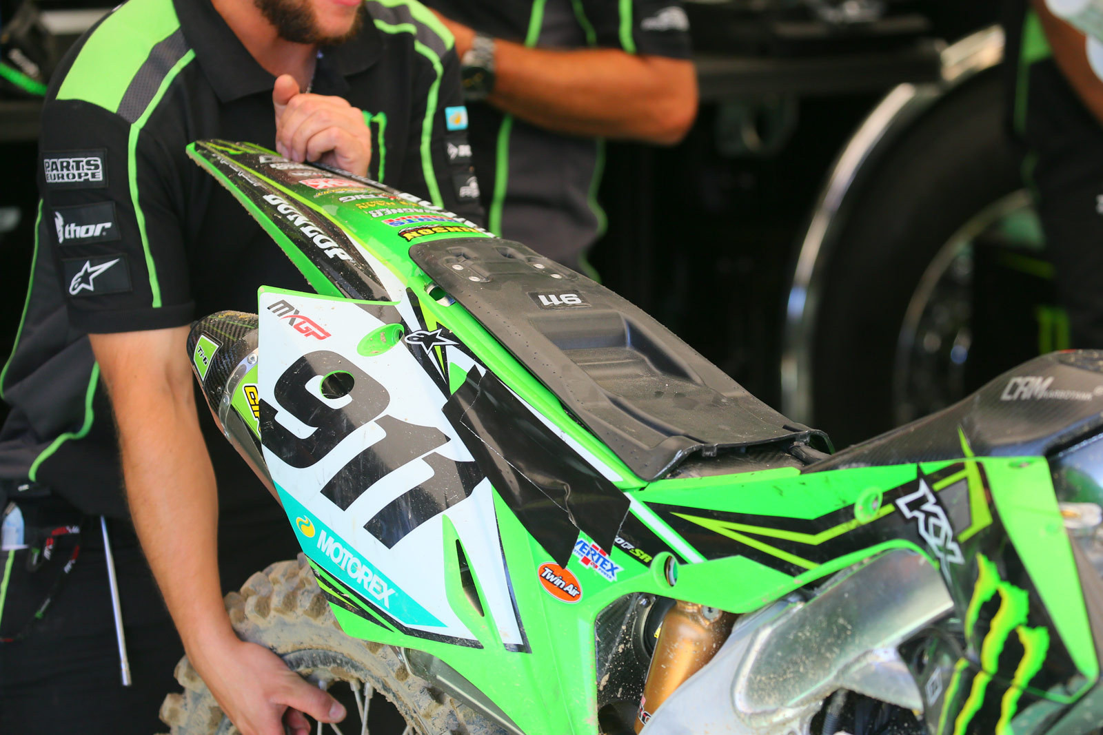 Wash cover - Photo Blast: MXGP of the USA - Motocross Pictures - Vital MX