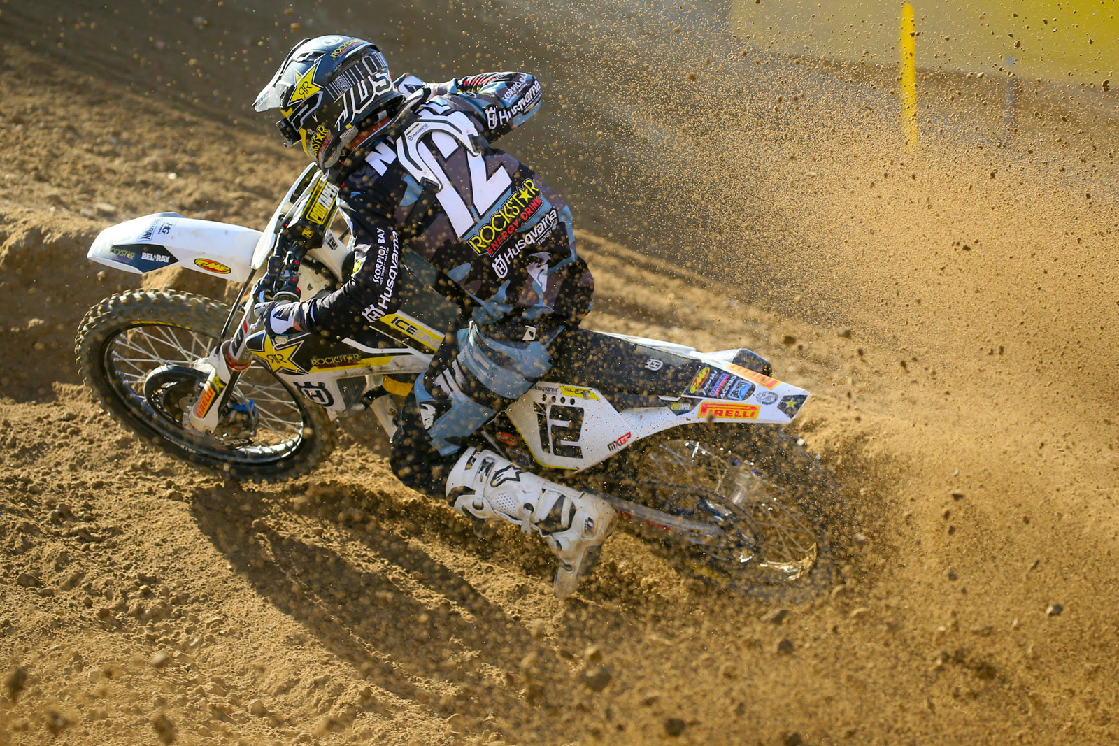 Max Nagl - Photo Blast: MXGP of the USA - Motocross Pictures - Vital MX
