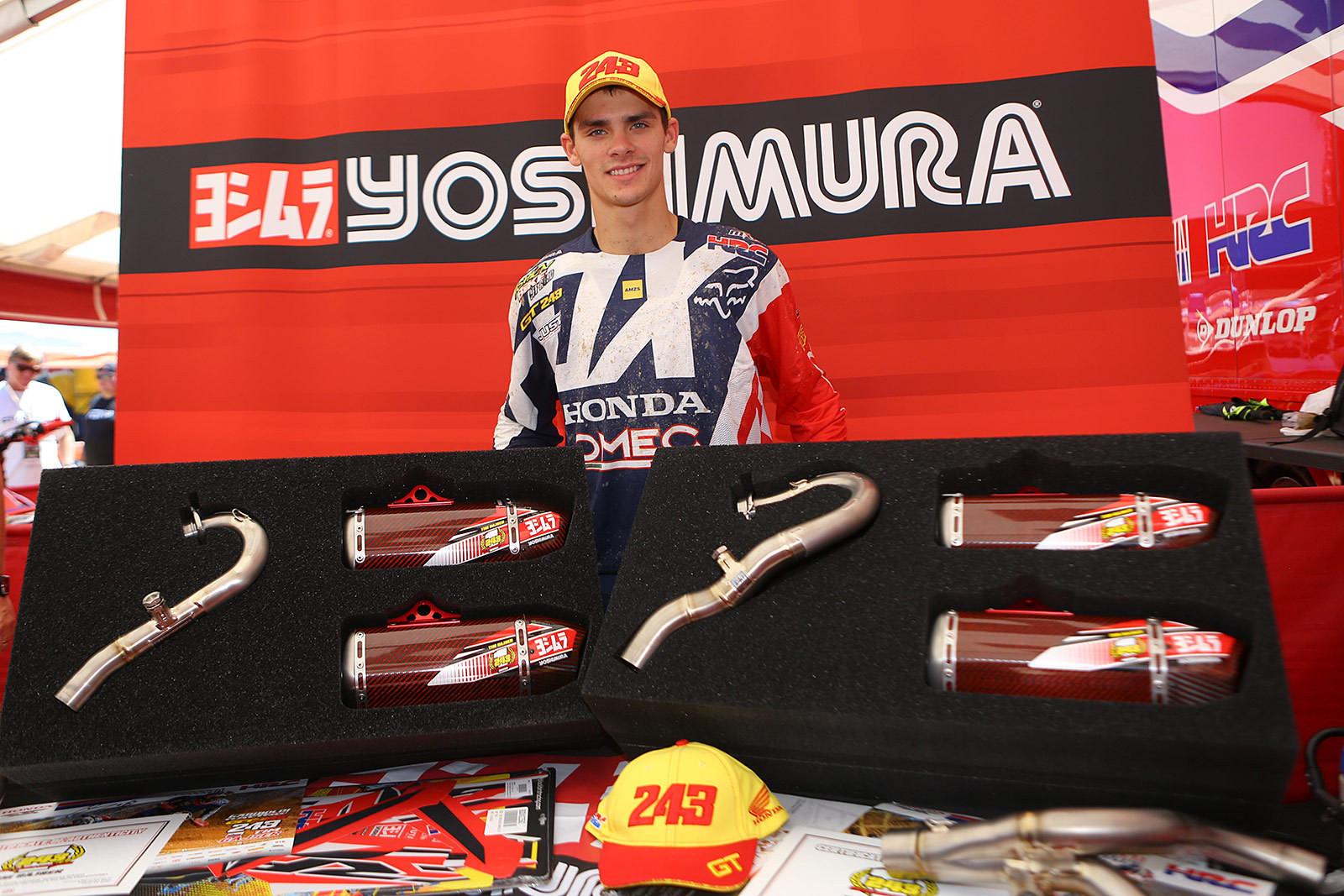 Tim Gajser - Photo Blast: MXGP of the USA - Motocross Pictures - Vital MX