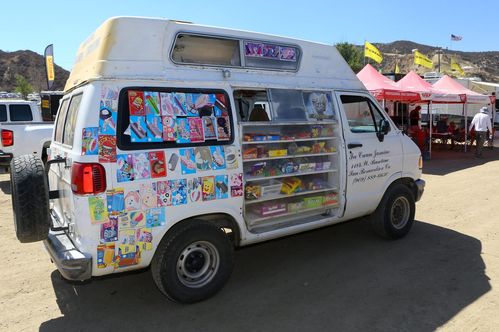 Ice cream! - Photo Blast: MXGP of the USA - Motocross Pictures - Vital MX