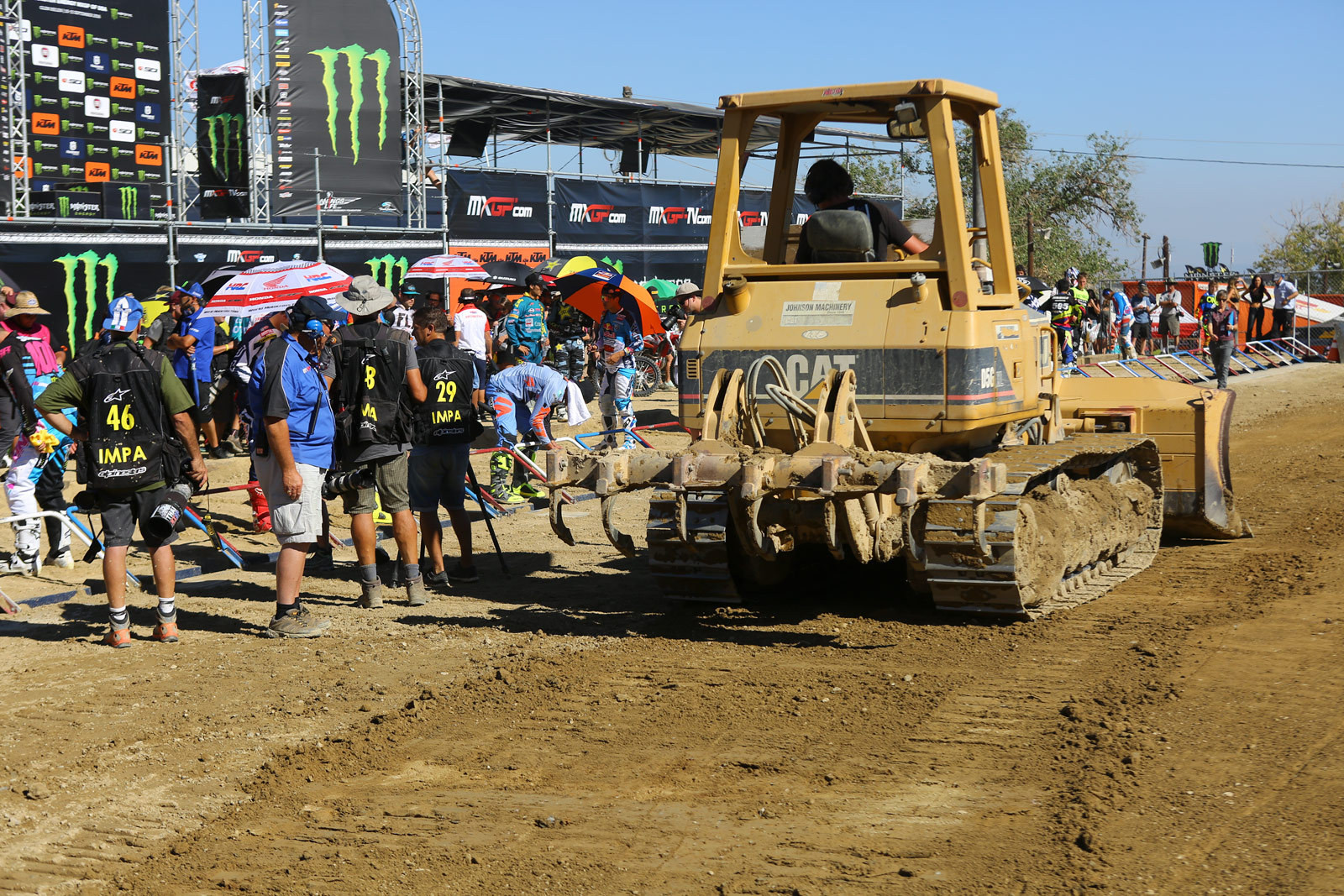 Track work - Photo Blast: MXGP of the USA - Motocross Pictures - Vital MX