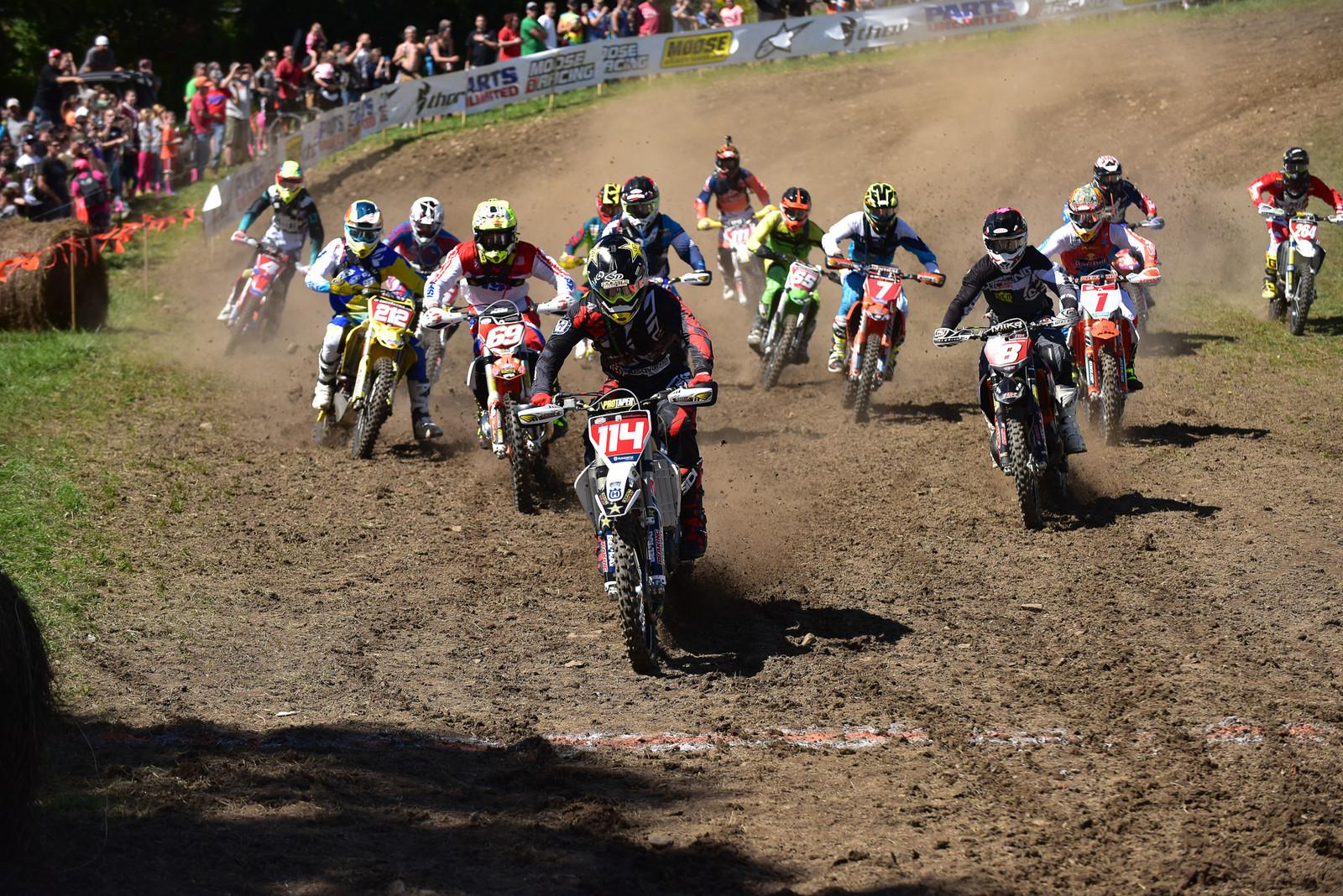 Josh Strang - Unadilla GNCC - Motocross Pictures - Vital MX