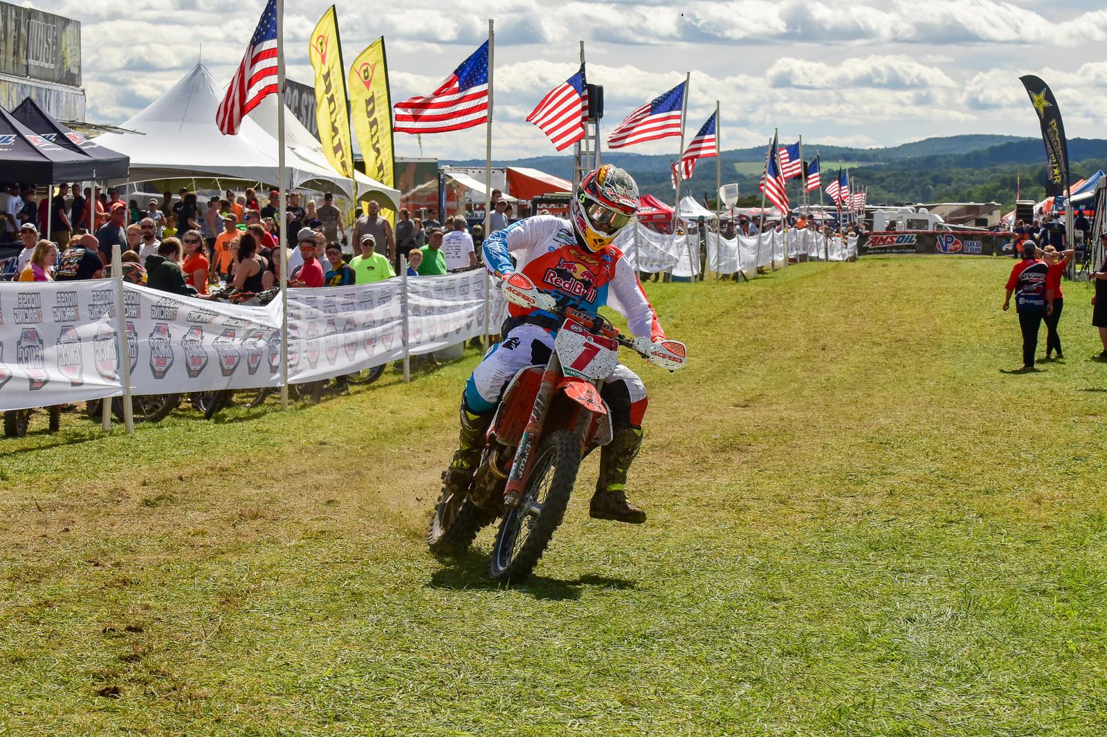 Kailub Russell - Unadilla GNCC - Motocross Pictures - Vital MX