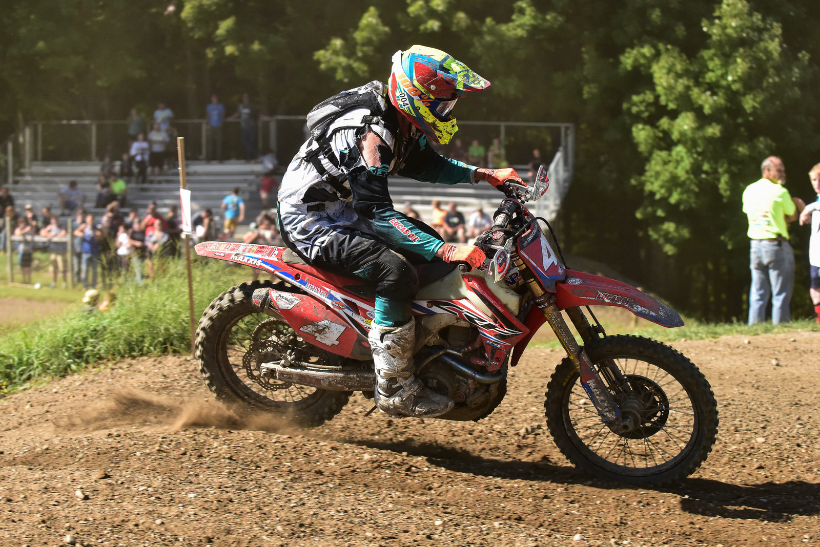 Chris Bach - Unadilla GNCC - Motocross Pictures - Vital MX
