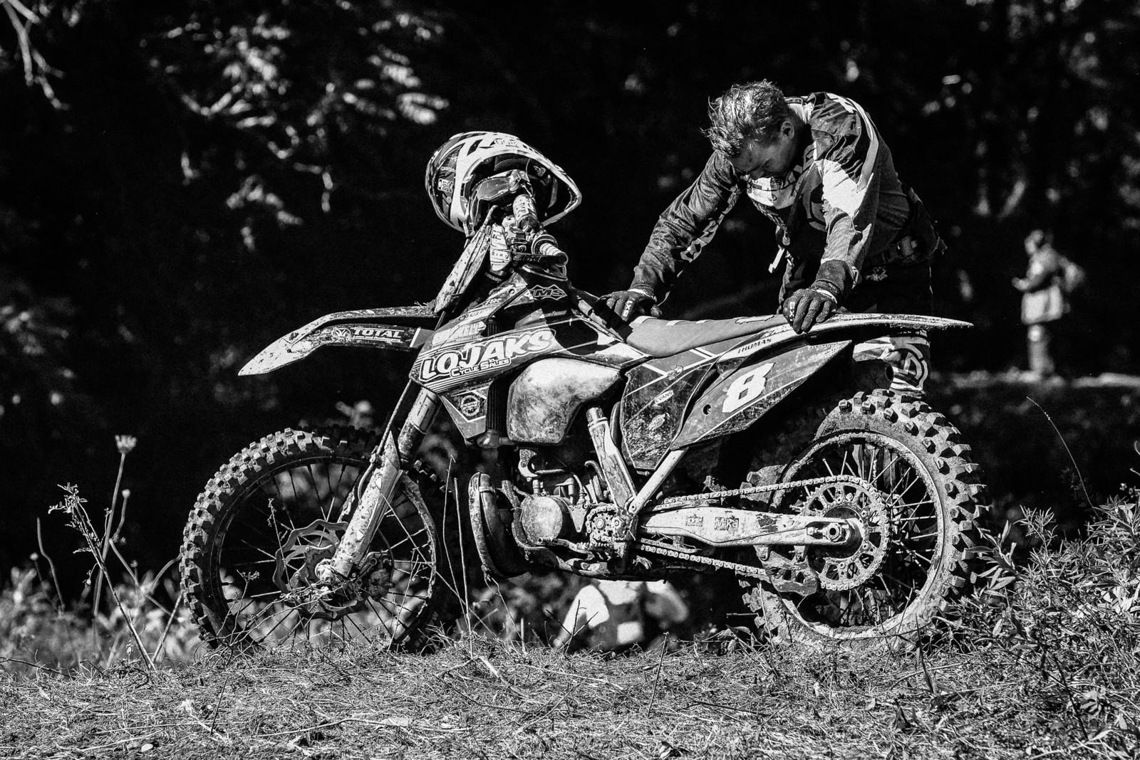 Jason Thomas - Unadilla GNCC - Motocross Pictures - Vital MX