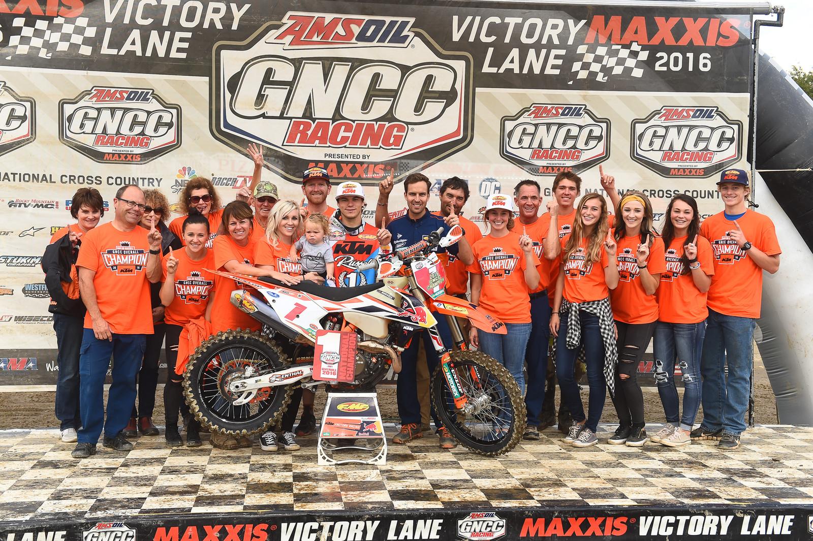 Kailub Russell - Powerline Park GNCC - Motocross Pictures - Vital MX