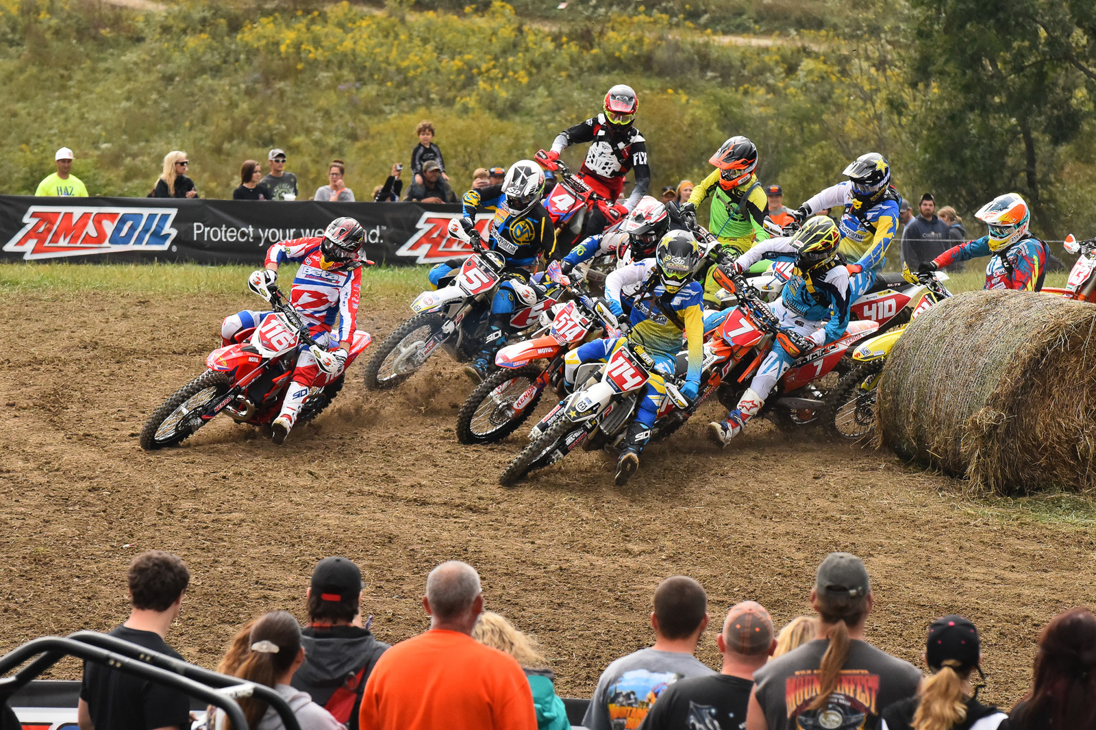Johnny Aubert - Powerline Park GNCC - Motocross Pictures - Vital MX